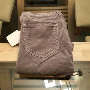 JBrand Corduroys Women's | Grey | Size 27
